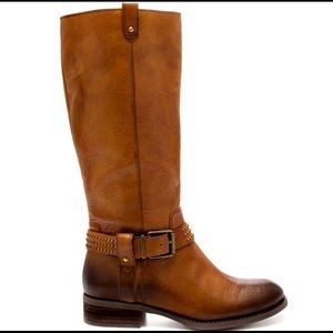 Jessica Simpson Essence Leather Riding Boot 6